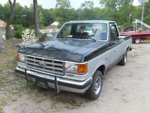 1987 Ford Lariat XLT - Southern Rust Free $11,500. Certified