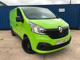 Renault Trafic 1.6dCi Low Roof Van 2015 Day Van / Campervan ***£18,500***