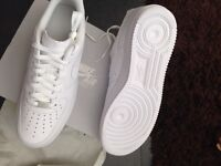Nike air force1 trainers NEW size 10