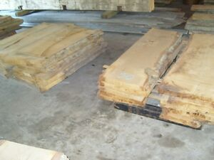 Sale on Oak Slabs