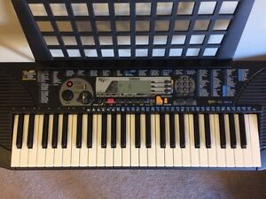 Great condition keyboard with stand London Ontario image 2