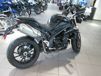 Used 2012 Triumph Speed Triple For Sale