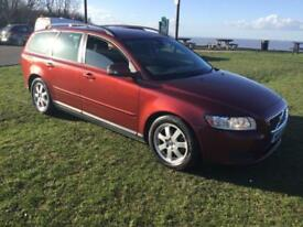 Volvo V50 1.6D ( s/s ) 2010MY DRIVe S