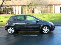 2010 10 Renault Clio 1.5 dCi 20th 5dr WITH FSH+SATNAV+TOP SPEC++