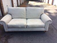Laura Ashley two seater sofa in Eloise Natural