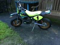 Kids champ sx 50 not ktm lem lt50 pw50