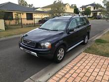 2007 Volvo XC90 7 Seater Automatic 2.5L Luxury DVD player Mount Druitt Blacktown Area Preview