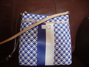 new authentic kate spade crossbody bag large