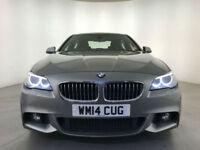 2014 BMW 535D M SPORT DIESEL AUTOMATIC 4 DOOR SALOON 1 OWNER SERVICE HISTORY