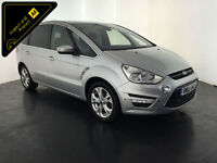 2012 FORD S-MAX TITANIUM TDCI 7 SEATER 1 OWNER SERVICE HISTORY FINANCE PX