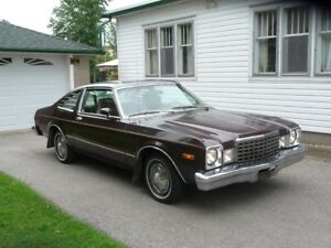 Great Condition -1979 Plymouth - asking $4,800
