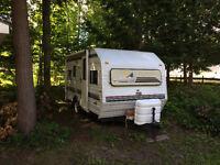 Sunshine 16ft travel trailer