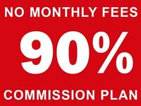 Hiring Real Estate Agents Wanted - 90% Commission, Good Training