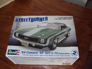 STREET BURNER 1969 CAMARO SS 427