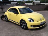 2013 Volkswagen Beetle 2.0TDI