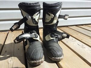 Thor Motocross Child Boots