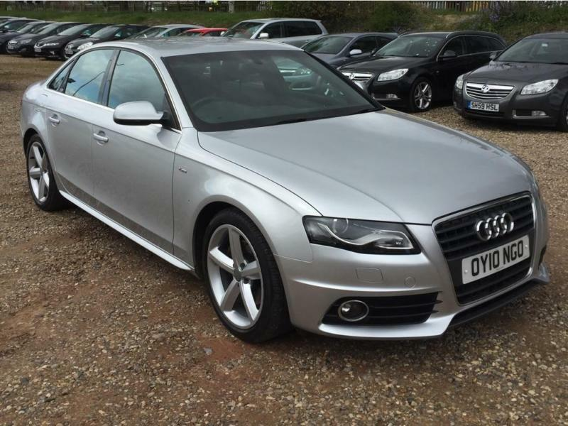 2010 audi a4 1 8 tfsi s line special edition 4dr in norwich norfolk gumtree. Black Bedroom Furniture Sets. Home Design Ideas