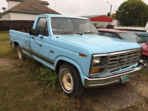 1980 Ford F-150 2WD Very Solid Body!