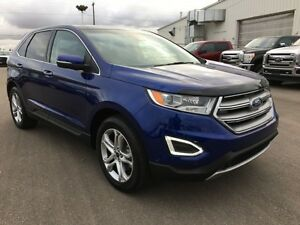 2015 Ford Edge Titanium   - Low Mileage