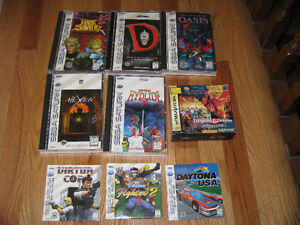Dungeons and Dragons Collection CIB (Sega Saturn JPN)
