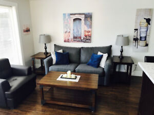 DELUXE EXEC. FURNISHED 1 BDRM APT  CH'TOWN WEEKLY/MTHLY RENTALS