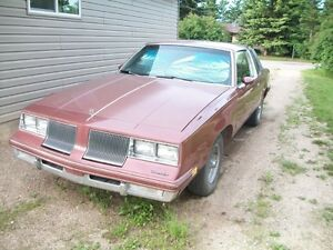 1986 Oldsmobile Cutlass Supreme $4800