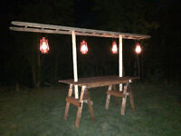 Rustic Country Party Rentals