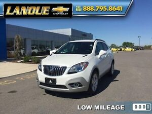 2015 Buick Encore Leather   - Certified - $190.55 B/W  - Low Mil