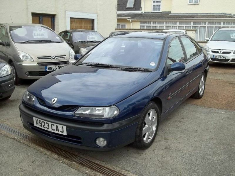 2000 renault laguna 1 8 16v sport 5dr in ramsey cambridgeshire gumtree. Black Bedroom Furniture Sets. Home Design Ideas