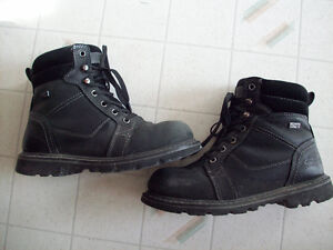 Used, Men's WindRiver Work Boots For Sale