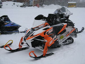 Immaculate and well maintained ZR 8000 Sno Pro