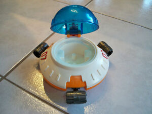 FISHER PRICE FLYING SAUCER-CIRCA 1975 Edmonton Edmonton Area image 1