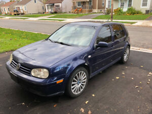 2004 VW Golf TDI