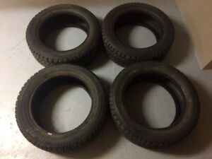 4 Arctic Claw winter tires for $80