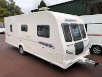 Bailey Pegasus 534 4 Berth caravan FIXED BED, MOTOR MOVER, Bargain !!!