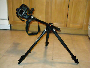 Manfrotto 190XPROB Tripod with 486RC2 Ball Head