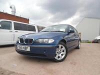 BMW 318I SE 2.0 PETROL 4 DOOR SALOON