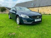 2014 Volvo S60 D3 [136] Business Edition 4dr SALOON Diesel Manual