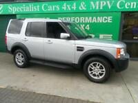 2008 (58) LAND ROVER DISCOVERY 3 2.7 TD V6 GS 7 SEATS