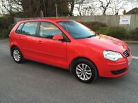 VOLKSWAGEN POLO 2007 1.4 MY S PETROL - AUTOMATIC - 1 PRV LADY OWNER