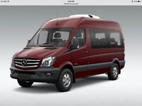Selling Mercedes Benz Sprinter 12 seats (Owner)
