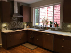 3 Bdrm Lrg Reno'd FURN Suite in Heritage Home (East Vancouver)