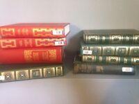 Vintage looking books