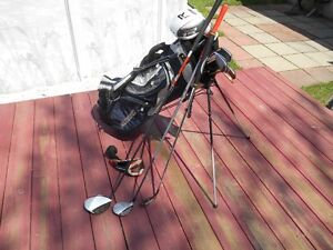 Ensemble de golf TaylorMade R1 / Cobra / Mizuno