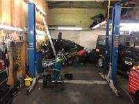 for sale bussines garage workshop in north london edmonton