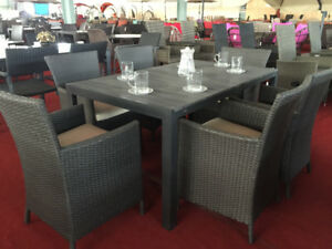 LIQUIDATION !!! TABLES DE PATIO