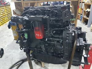 rebuilt 4.5 liter qsb cummins diesel outright no core