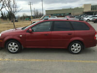 2005 Chevrolet Optra Wagon - REMOTE START!!!