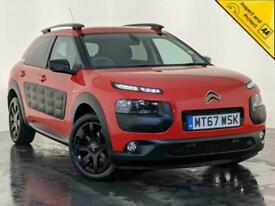 image for 2017 Citroen C4 Cactus 1.2 PureTech Flair Edition (s/s) 5dr Hatchback Petrol Man