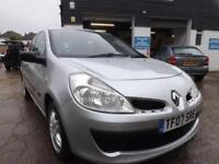 Renault Clio 1.2 16v ( 75bhp ) Extreme P/HIST 7 STAMPS IN BOOKLET